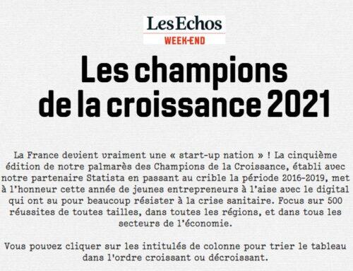 Atol CD dans le TOP 500 des Champions de la Croissance